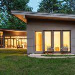 บ้านฟาร์มสไตล์โมเดิร์น ออกแบบโปร่งโล่ง เชื่อมโยงการใช้งานระหว่างภายในกับภายนอก