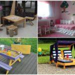 """อัพเดทไอเดีย 15 รูปแบบ """"ไม้พาเลท"""" ประยุกต์สร้างของใช้สำหรับเด็ก และของแต่งบ้านหลากสไตล์"""