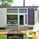 ไอเดียบ้านสวนขนาดเล็ก สไตล์เคบิน โครงสร้างเหล็ก จัดสรรพื้นที่ใช้งานที่คุ้มค่า