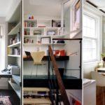 คัดมาให้ชม 57 ไอเดีย พื้นที่ทำงานขนาดเล็กภายในบ้าน จัดสรรพื้นที่ใช้งานให้คุ้มค่า