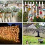 """14 ไอเดีย """"แนวรั้วไม้ตกแต่งสวน"""" สร้างความเป็นส่วนตัวให้พร้อมความสวยงาม"""