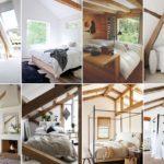 ไอเดีย 35 ห้องนอนตัวอย่าง โทนสีสว่างสไตล์ชิค พร้อมการตกแต่งด้วยงานไม้