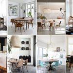 25 ไอเดียโต๊ะอาหารแบบโต๊ะกลม มาพร้อมการตกแต่งห้องโทนสีสว่าง รับการพักผ่อนของคนในครอบครัว
