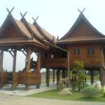 แบบบ้านไม้เรือนไทยประยุกต์ โครงสร้างยกสูงแบบดั้งเดิม สัมผัสเสน่ห์แบบโบราณ