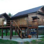 """แบ่งปันประสบการณ์ สร้างบ้านไม้เรือนไทยหลังน้อย """"เฮือนโคราช"""" เปี่ยมไปด้วยเสน่ห์ดั้งเดิมที่น่าหลงใหล"""
