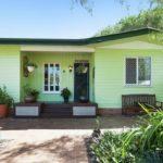 บ้านสีเขียวสดใส ตกแต่งภายในสไตล์วินเทจ เหมาะกับการใช้ชีวิตในทุกอิริยาบท