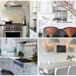 """30 ไอเดีย """"ห้องครัวสีขาวสุดคลาสสิค"""" สวยงามด้วยเส้นสายสุดเนี้ยบ เปี่ยมเสน่ห์ในทุกรายละเอียด"""