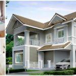 """บ้านสองชั้นสไตล์คอนเทมโพรารี่ """"บ้านนนทนันท์"""" ทันสมัย เรียบง่าย เหมาะกับการใช้ชีวิตในทุกอิริยาบท"""