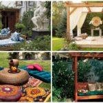 10 ไอเดียสุดสร้างสรรค์ จัดมุมพักผ่อนในสวนหลังบ้าน ไว้พักผ่อนหย่อนใจในวันหยุด