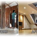 รีโนเวทบ้านไม้เก่า เปลี่ยนจากบ้านโทรมเป็นบ้านสวยดีไซน์ทันสมัย ด้วยงบประมาณ 450,000 บาท
