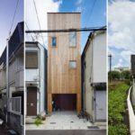 พาชม 10 บ้านไซส์เล็กจากญี่ปุ่น ดีไซน์สุดเจ๋ง สร้างได้แม้พื้นที่น้อย พร้อมด้วยสิ่งอำนวยความสะดวกแบบครบครัน