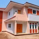 บ้านสองชั้น ดีไซน์ทันสมัย 4 ห้องนอน 3 ห้องน้ำ เหมาะกับครอบครัวขนาดกลาง ถึงขนาดใหญ่