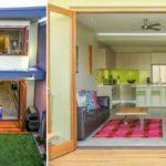 บ้านสองชั้นแนวโมเดิร์นวิคตอเรียน ผสมความเก่ากับความใหม่ ใต้ดีไซน์เปิดโล่งรับบรรยากาศสวน
