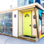 บ้านคอมแพ็คโครงสร้างไม้ ไอเดียที่เหมาะกับทำเป็นออฟฟิศ ร้านกาแฟ หรือบ้านตากอากาศขนาดย่อม