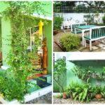 ออกแบบจัดสวนในบ้านด้วยตัวเอง เอาใจคนรักในธรรมชาติสีเขียว เพิ่มความสดชื่นได้ดี