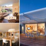 บ้านรีโนเวท จากทรงคลาสสิคให้เป็นโมเดิร์น ตกแต่งด้วยไม้และกระจก ความลงตัวของครอบครัวสมัยใหม่