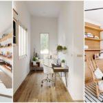 40 ไอเดียพื้นที่ทำงานภายในบ้าน ขนาดพื้นที่เล็ก ในสไตล์สแกนดิเนเวีย โทนสีขาวล้วน น่าอยู่ ชวนให้ทำงาน