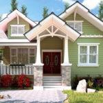 แบบบ้านชั้นเดียวสไตล์วินเทจ ด้วยออกแบบอย่างมีเอกลักษณ์ บรรยากาศเหมือนบ้านในนิยาย