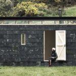 บ้านพักชั่วคราวแบบสตูดิโอ ขนาดเล็กกะทัดรัด วัสดุจากไม้ ตกแต่งแบบมินิมอล ไอเดียที่เหมาะกับบ้านพักเชิงรีสอร์ท/ธุรกิจขนาดเล็ก