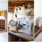 """30 ไอเดีย """"ชั้นวางจาน"""" เพิ่มพื้นที่ใช้งานภายในครัว ง่ายต่อการใช้งาน แถมสร้างความเป็นระเบียบเรียบร้อย"""