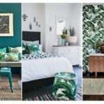 """30 ไอเดียเติมความสดชื่น ให้พื้นที่พักผ่อนภายในบ้าน ด้วย """"ใบไม้"""" สไตล์ทรอปิคอล"""