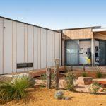 แบบบ้านอนุรักษ์พลังงาน รูปทรงหน้าแคบหลังลึก 1 ห้องนอน 1 ห้องน้ำ จัดสรรพื้นที่ขนาดกะทัดรัดได้อย่างลงตัว