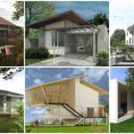 6 แบบบ้านรักษ์โลก ดีไซน์สวยงามราคาประหยัด ราคาเริ่มต้นที่ 1 ล้านบาท