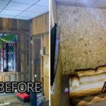 """เปลี่ยนห้องเก่า ให้น่าอยู่กว่าเดิมด้วย """"ผนังไม้อัด OSB"""" งานนี้ทำเองไม่ง้อช่าง!!"""