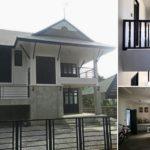สร้างบ้านปูนเปลือยแนวไทยประยุกต์ ผสมผสานความดิบและความดั้งเดิมได้อย่างลงตัว