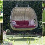 """30 ไอเดีย """"เก้าอี้แขวน"""" ออกแบบพร้อมพื้นที่พักผ่อนบนเฉลียง รองรับการพักผ่อนอันแสนสบาย"""
