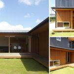 บ้านโมเดิร์นมินิมอลจากญี่ปุ่น กะทัดรัดแต่โปร่งโล่ง จัดสรรพื้นที่ได้คุ้มค่าทุกตารางเมตร
