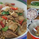 """ชวนเข้าครัวทำ """"หมูสามชั้นผัดตะไคร้"""" เมนูง่ายมื้อเย็นทำง่าย อร่อยถูกใจคนไทยทุกบ้าน"""