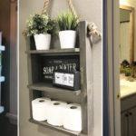 """10 ไอเดีย """"งานไม้"""" เพิ่มพื้นที่ใช้งานในห้องน้ำ พร้อมเสริมความอบอุ่นที่เรียบง่าย"""