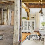 เปลี่ยนโรงนาเก่า อายุ 161 ปี ให้กลายเป็นบ้านสีขาวสไตล์วินเทจแสนอบอุ่น
