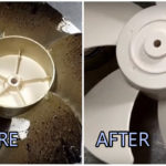 """วิธีทำความสะอาด """"ใบพัดเครื่องดูดอากาศในครัว"""" ให้กลับมาสะอาดใสปิ๊งเหมือนใหม่อีกครั้ง"""