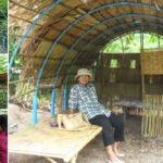 DIY วิธีทำ กระท่อมนั่งเล่นในสวน ด้วยท่อ PVC ประหยัดดี ง่ายด้วย ใช้งบไม่เกินสองพันบาท