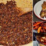 """ชวนมาเข้าครัวทำ """"น้ำพริกปลากรอบ"""" อาหารไทยสำหรับทานง่ายๆ แต่ใส่ใจในทุกรายละเอียด"""