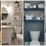"""41 ไอเดีย """"ที่เก็บของในห้องน้ำ"""" สร้างความสะอาดเรียบร้อย ให้ห้องน้ำดูน่าใช้งานทุกวัน"""