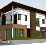 รีวิวประสบการณ์ออกแบบ และสร้างบ้านลองชั้น สไตล์โมเดิร์น ขนาดพอดี ตั้งแต่เริ่มจนถึงเสร็จสมบูรณ์