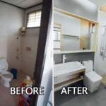 เปลี่ยนห้องน้ำเก่าให้เป็นห้องน้ำในฝัน จากการออกแบบห้องน้ำสไตล์ Modern Japanese ความเรียบง่าย ที่ใช้งานได้ครบทุกฟังก์ชัน