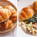 """สูตรเด็ดเคล็ดลับ """"Table Roll"""" ขนมปังสไตล์ญี่ปุ่น ทำเองง่ายๆ กินเล่นก็ได้ ทานกับอะไรก็อร่อย"""