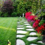 15 ไอเดีย ปูพื้นทางเดินในสวน ให้ออกมาสวยงาม เหมาะสม แถมง่ายต่อการดูแลรักษาสวนได้ดีในระยะยาว