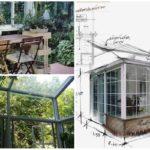 ต่อเติมพื้นที่ทาวน์เฮ้าส์หลังน้อย ด้วยมุมบ้านกระจกเพิ่มความโปร่งโล่งสบาย พร้อมพื้นที่สวนเพื่อการพักผ่อน