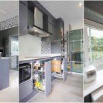 """แบ่งปันประสบการณ์ """"ออกแบบห้องครัวขนาดเล็ก"""" ตกแต่งเรียบหรู พร้อมอุปกรณ์ทำครัวแบบครบครัน"""