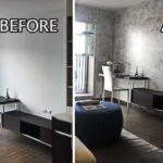 DIY เปลี่ยนผนังห้องแสนธรรมดา ให้เป็น 'ผนังปูนเปลือยสไตล์ลอฟท์' สวย ดิบ เท่ ทำเองได้แบบไม่ยาก