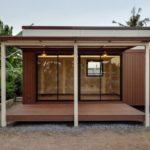 เปลี่ยนพื้นที่ว่างในสวน ให้เป็นห้องพักผ่อนอเนกประสงค์ ด้วยบ้านสำเร็จรูป เหมาะสำหรับทุกงานอดิเรก
