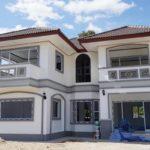 บ้านสองชั้น สไตล์คอนเทมโพรารี 4 ห้องนอน 2 ห้องน้ำ งบประมาณเริ่มต้น 2.3 ล้านบาท (สร้างที่จังหวัดนครพนม)