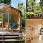 บ้านสุดเจ๋ง 'Wikkelhouse' น้ำหนักเบา เคลื่อนย้ายง่าย สร้างเสร็จได้ภายในวันเดียว!!
