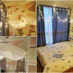 แชร์ไอเดีย 'ตกแต่งห้องนอนขนาดเล็ก' สร้างบรรยากาศที่สดใสในยามเช้า และอบอุ่นในยามค่ำคืน