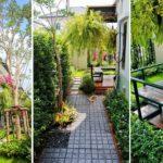 """พาชม """"มุมสวนน้อยหน้าบ้าน"""" สร้างบรรยากาศสีเขียว พื้นที่แคบก็สดชื่นได้"""